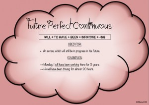 FuturePerfectContinuous