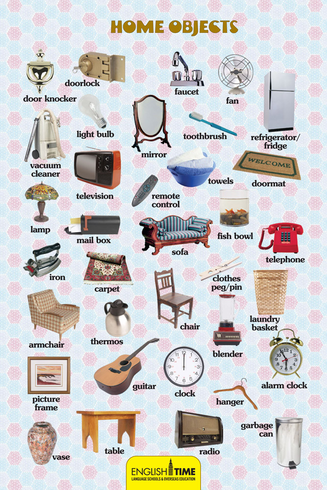 Home Objects