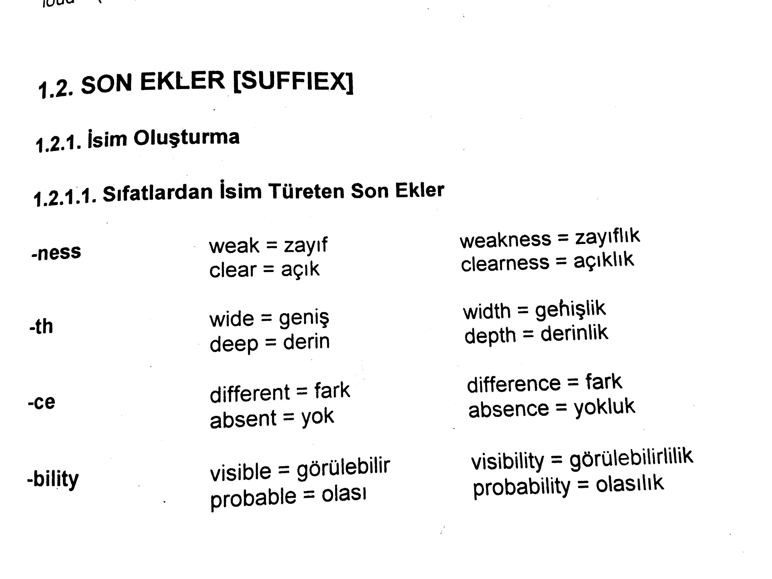 son ekler suffiex_1